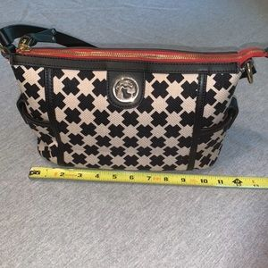 Spartina 449 Daufuskie Island Natural Linen Purse